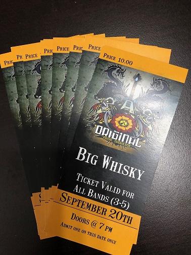 BW Tickets